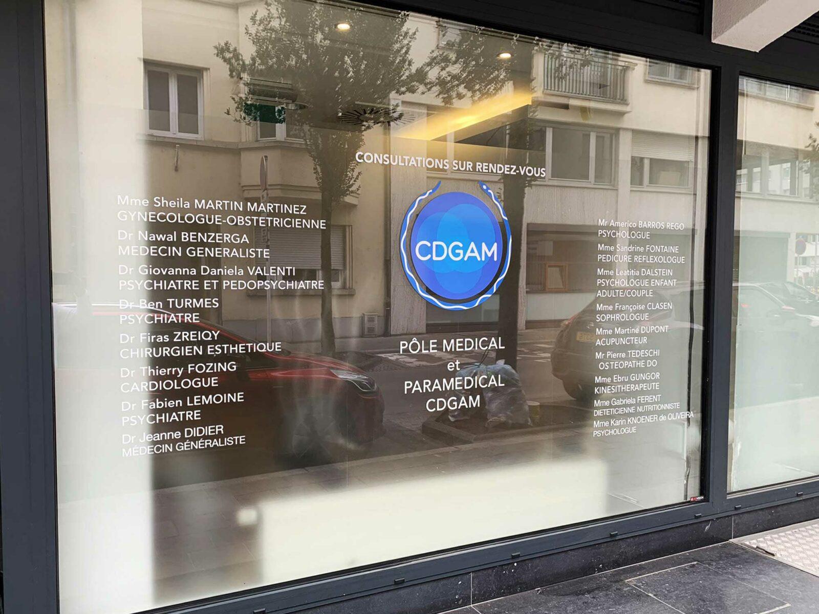 CDGAM | Centre de Gestion des Affaires Médicales